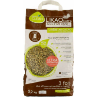 Klumpendes Streu mit Kakao LIKAO EXTRA