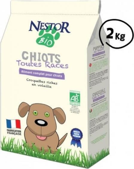 NESTOR BIO Croquettes BIO pour chiot