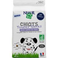 NESTOR BIO Croquettes BIO Sans Céréales pour chiot