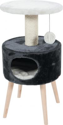 Arbre à chat Scandy gris - 70cm