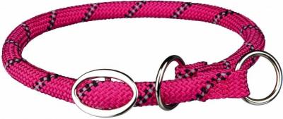 Sporty Rope collier semi-étrangleur fuchsia