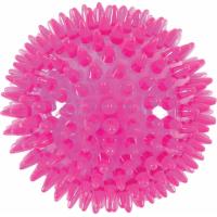 Balle à picots TPR Pop rose