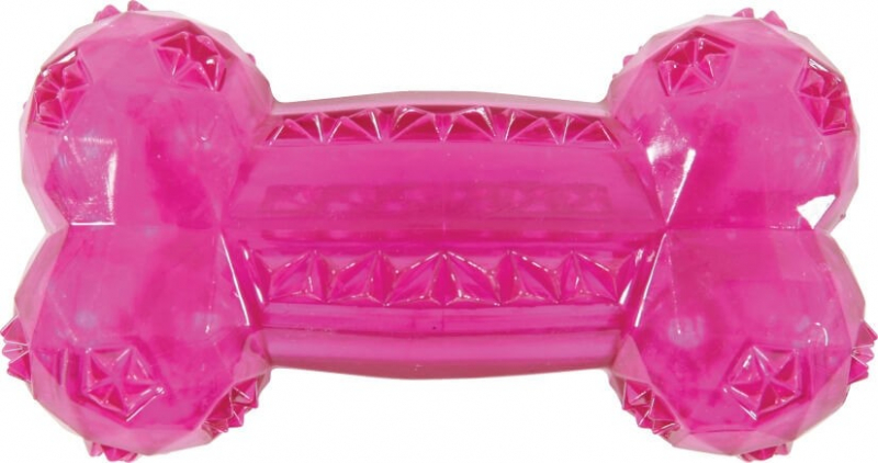 Hueso Pop TPR rosa