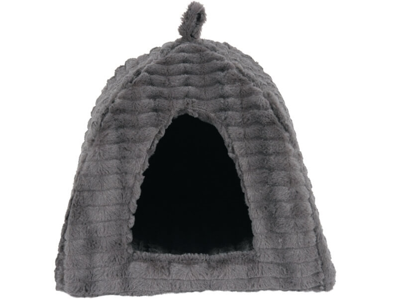 Igloo confort pour chat kina couchage chat for Izigloo avis