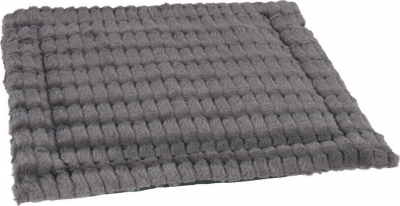 Plaid confort KINA gris