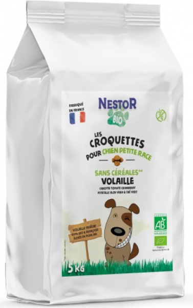 NESTOR BIO, graanvrij, voor kleine honden