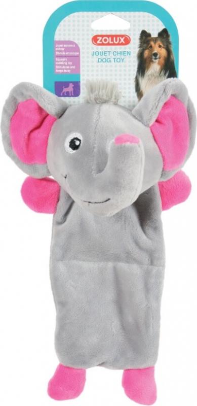 Jouet peluche TOUDOUX éléphant JULES