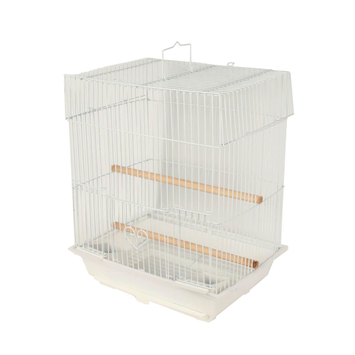 cage de transport pour oiseaux zolia ditus 28 x 20 x h38cm. Black Bedroom Furniture Sets. Home Design Ideas