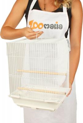 Cage de transport pour oiseaux ZOLIA Ditus 28 x 20 x h38cm