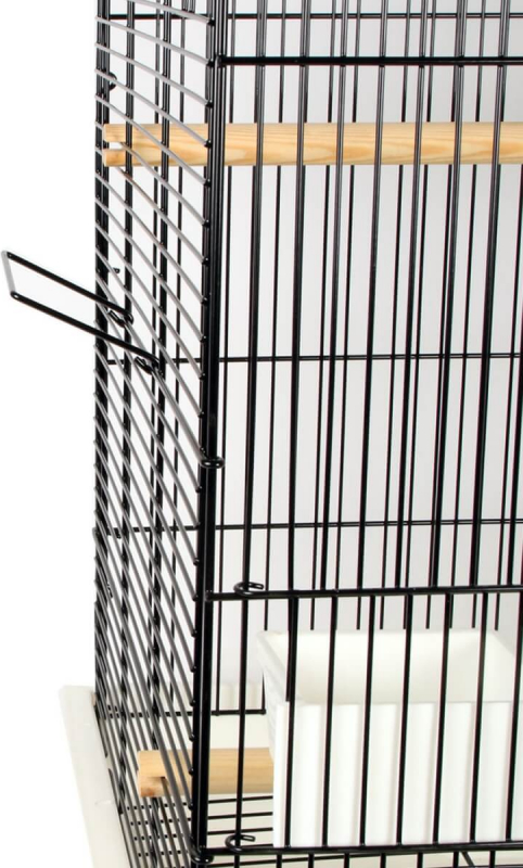 Gabbia ZOLIA Téoss per uccelli esotici e canarini - h61 cm