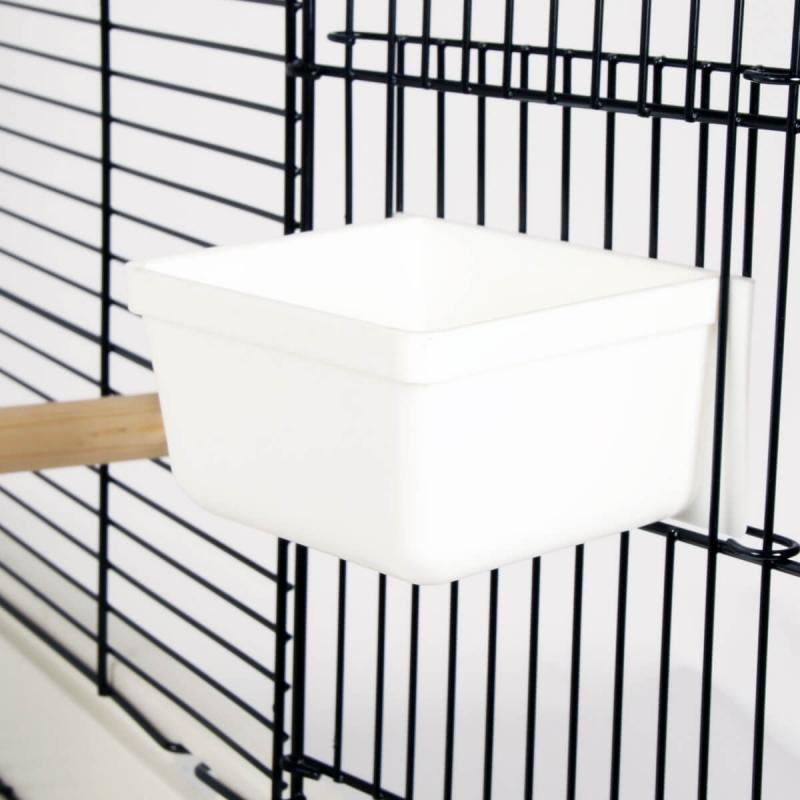 Käfig Zolia Téoss für Kanarienvögel und Exoten