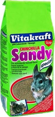 Sable Chinchilla Sandy
