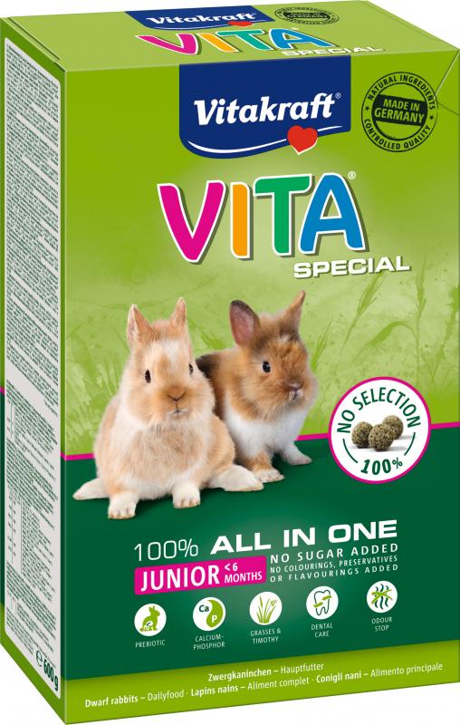 Vita Special Coelhos Junior