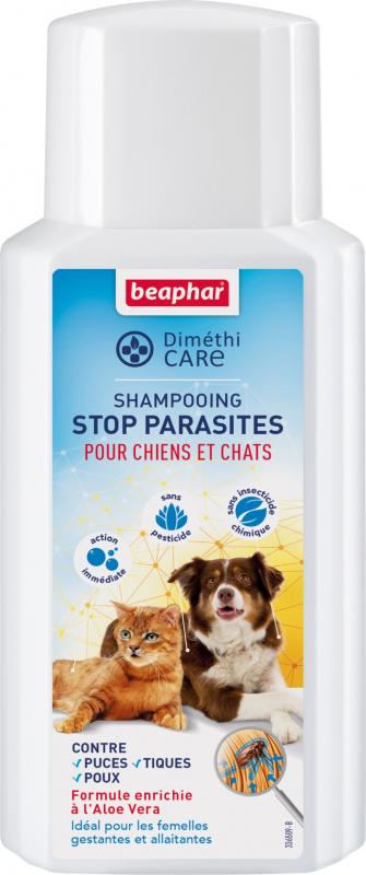 DIméthiCARE, Ongedierteshampoo voor honden en katten
