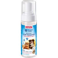 DiméthiCARE, mousse stop parasites pour chien et chat