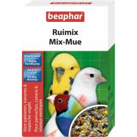Mix-mue, pâtée fortifiante pour perruches, canaris et oiseaux exotiques
