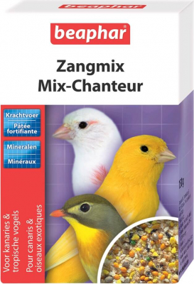 Mix-Chanteur, pâtée fortifiante pour canaris et oiseaux exotiques