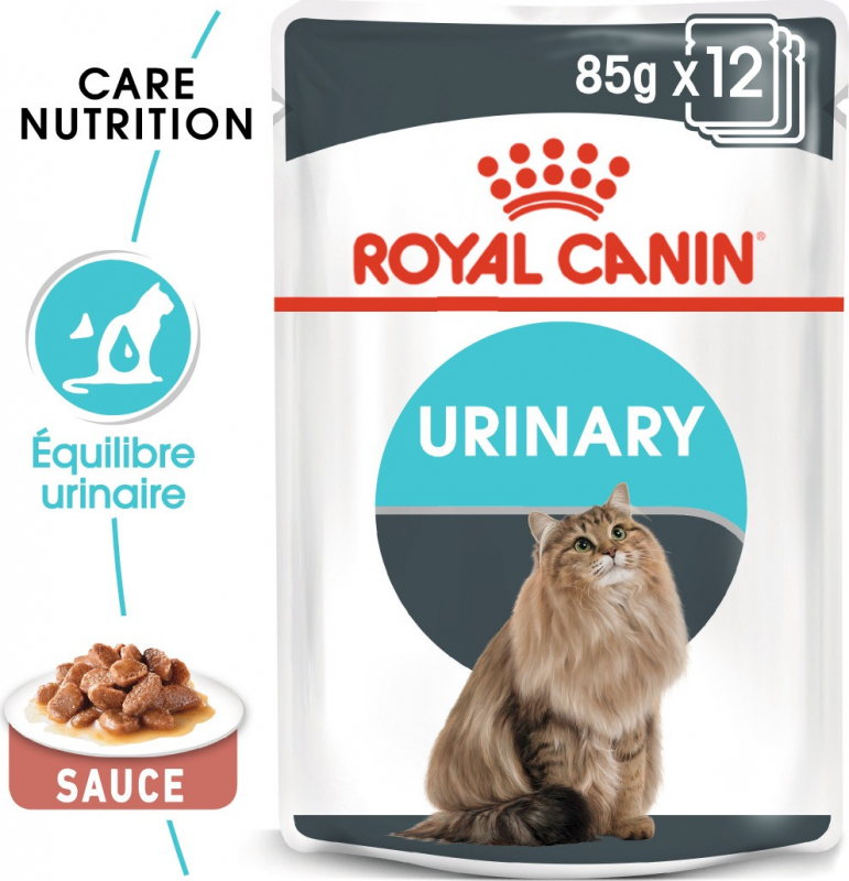 ROYAL CANIN URINARY CARE in saus