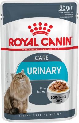 ROYAL CANIN sachet fraîcheur URINARY CARE en sauce