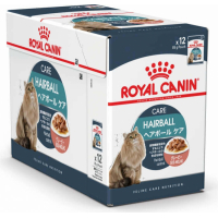 ROYAL CANIN sachet fraîcheur HAIRBALL CARE en sauce