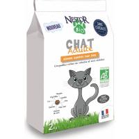 NESTOR BIO Croquettes BIO Sans Céréales pour chat adulte