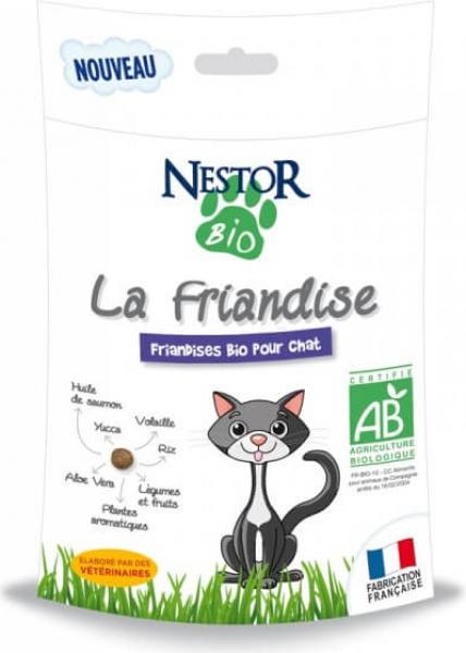 NESTOR BIO La Friandise BIO pour chat