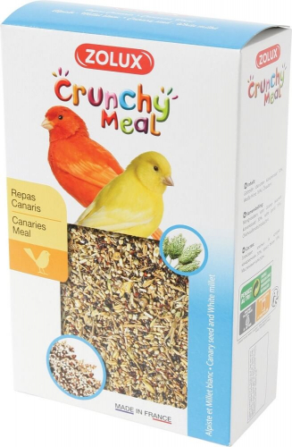 Crunchy Meal repas complet pour canaris