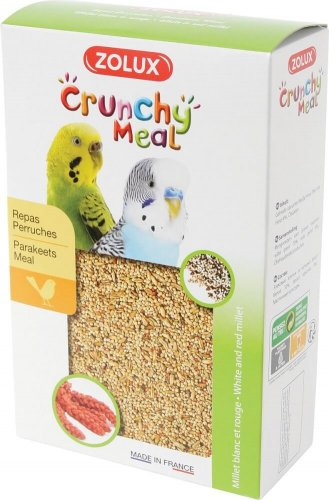 Crunchy Meal repas complet pour perruches
