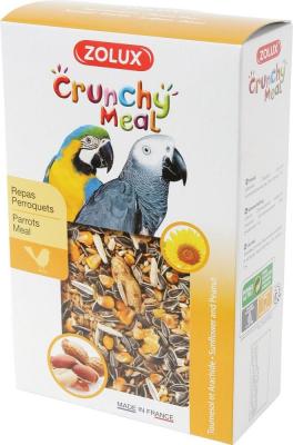Crunchy Meal Alleinfutter für Papageien