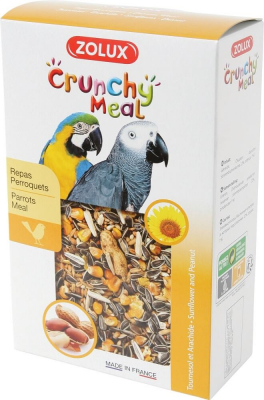 Crunchy Meal repas complet pour perroquets