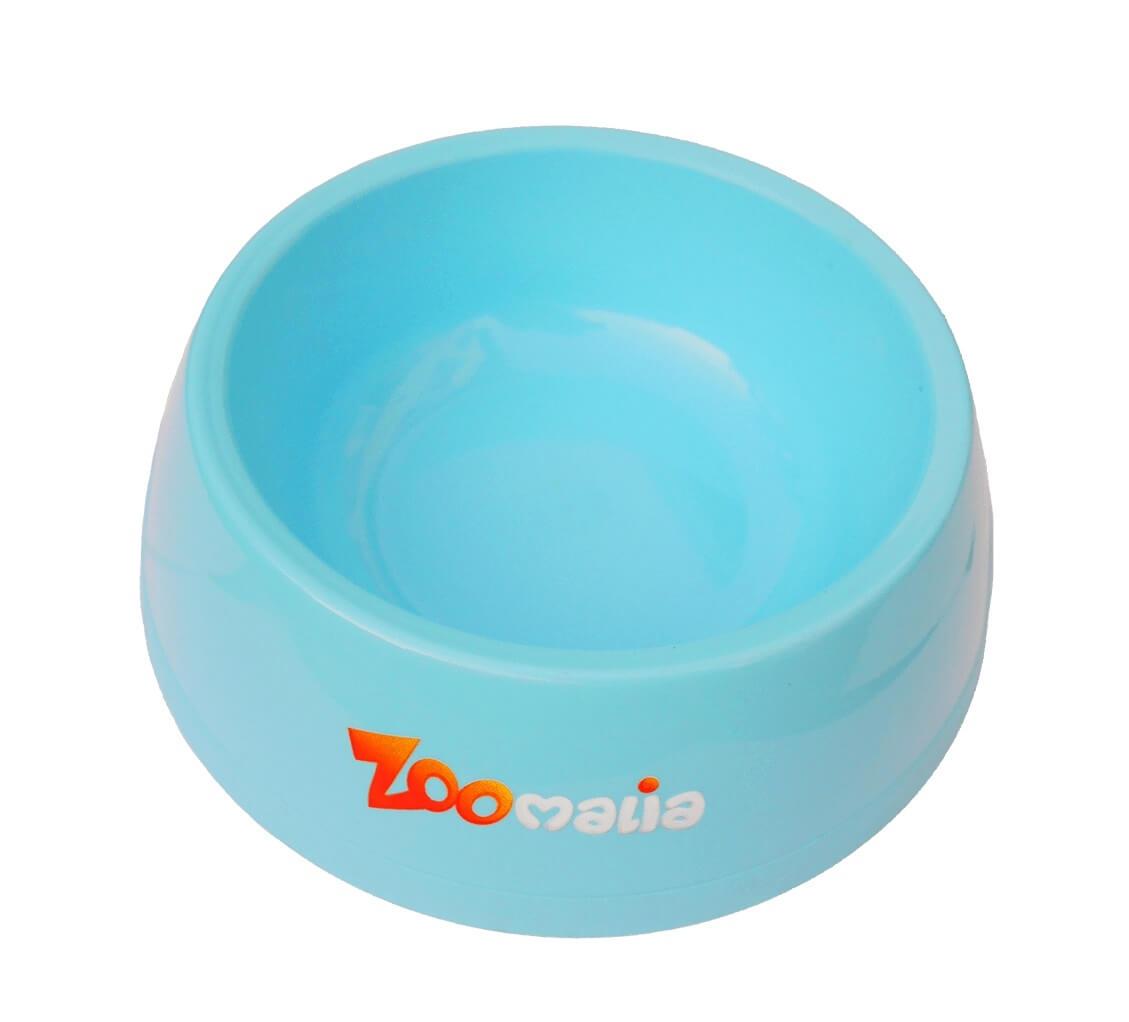 Comedero azul Zoomalia  para perros  _0