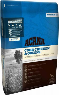 Acana Cobb Chicken & Greens pour chien
