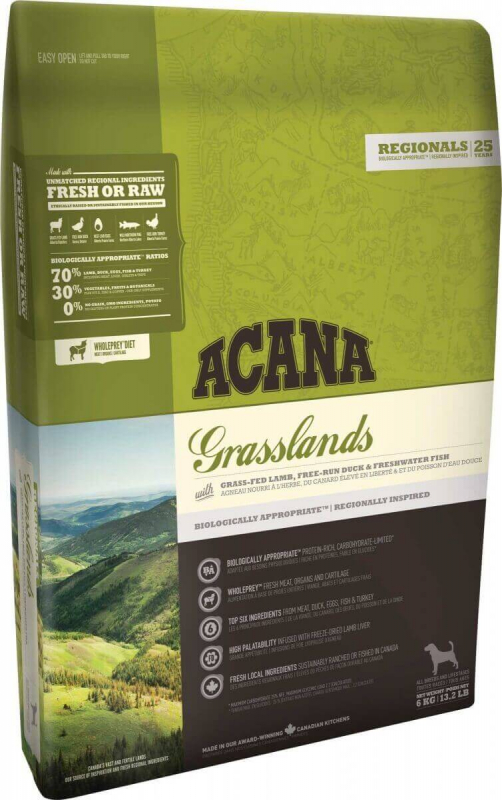 ACANA REGIONAL Grasslands pour chien