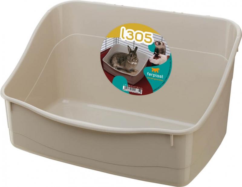 Bac à litière pour petits animaux
