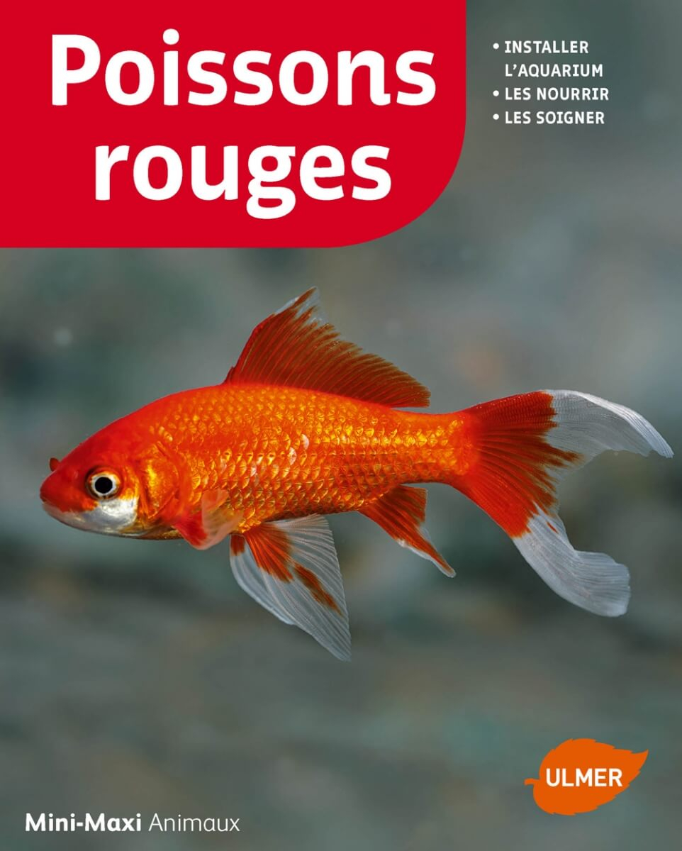 Poissons rouges livres aquariophilie for Acheter poisson rouge casablanca