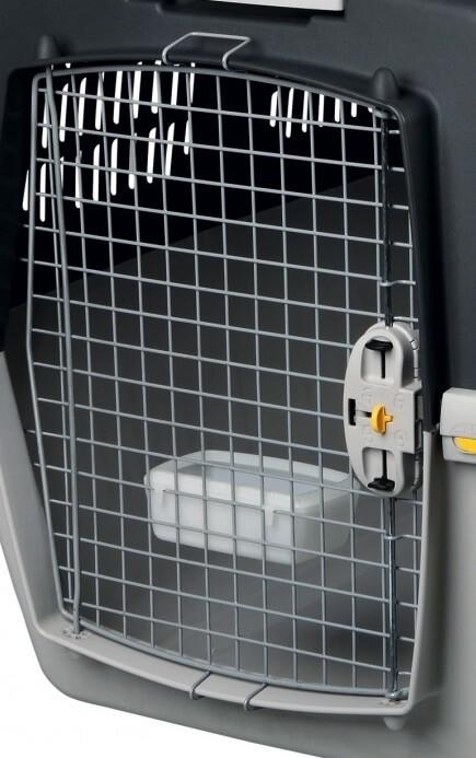 Porte grillagée pour caisse de transport GULLIVER 4