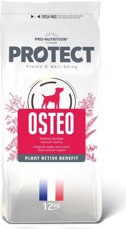 PRO-NUTRITION Flatazor PROTECT Osteo pour Chien Adulte avec Troubles Articulaires