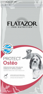 Flatazor PROTECT chien Ostéo