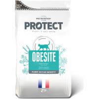 PRO-NUTRITION Flatazor PROTECT Obésité pour Chat Adulte en Surpoids