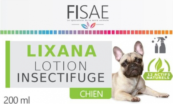 FISAE LIXANA Dog Repellent Lotion