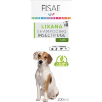 Shampooing Insectifuge Chien & Chat FISAE LIXANA