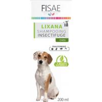 Champú repelente para perros y gatos FISAE LIXANA