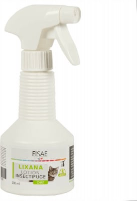 Cat FISAE LIXANA Insect Repellent Lotion