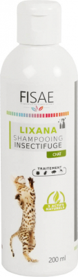 Shampooing Insectifuge Chat FISAE LIXANA