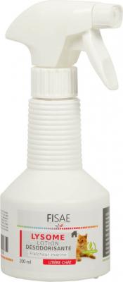 Deodorant Lösung für Streu FISAE LYSOME