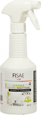 Lotion Insecticide Environnement FISAE LIXANA