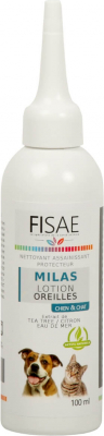 FISAE MILAS Ears Lotion for dogs and cats