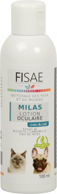 FISAE MILAS Eye Lotion for dogs and cats