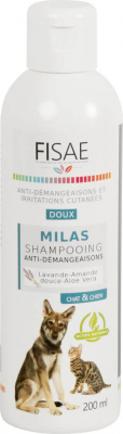 Shampooing anti-démangeaisons FISAE MILAS