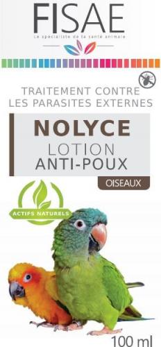 Anti-Laus Lotion für Vögel FISAE NOLYCE